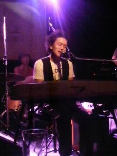 喜多崎さんのライブ