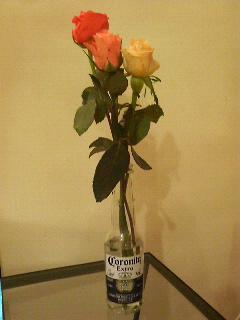 コロナの花瓶
